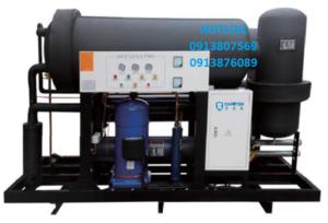 6. Máy sấy khí giải nhiệt bằng nước nhiệt độ cao